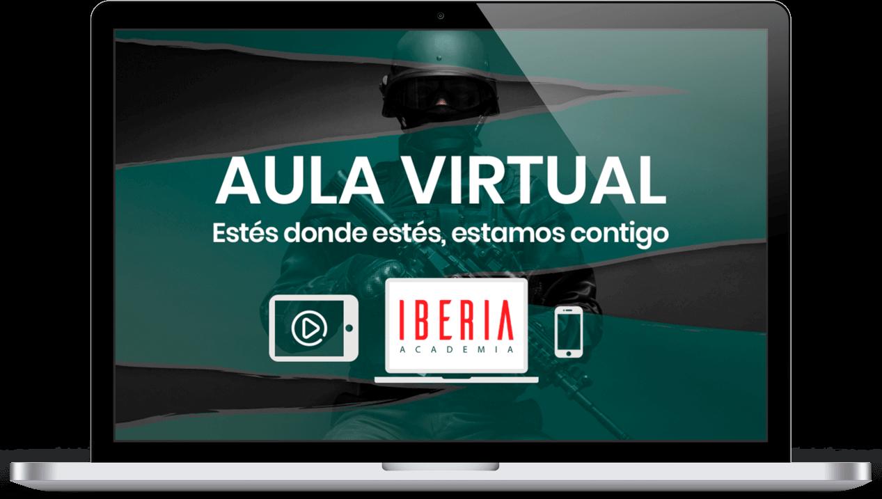 ventajas aula virtual iberia
